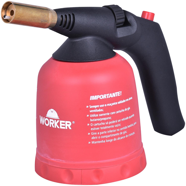 Maçarico Soldador A Gás Worker
