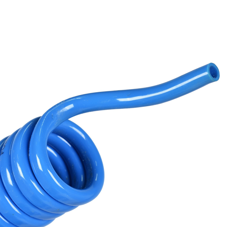 Mangueira Espiral 12mmX10m Bumafer e Conexão Macho Conecfit