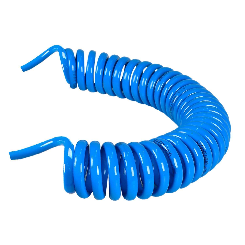 Mangueira Espiral De PU 10mm x 15m Sem Conexão Bumafer