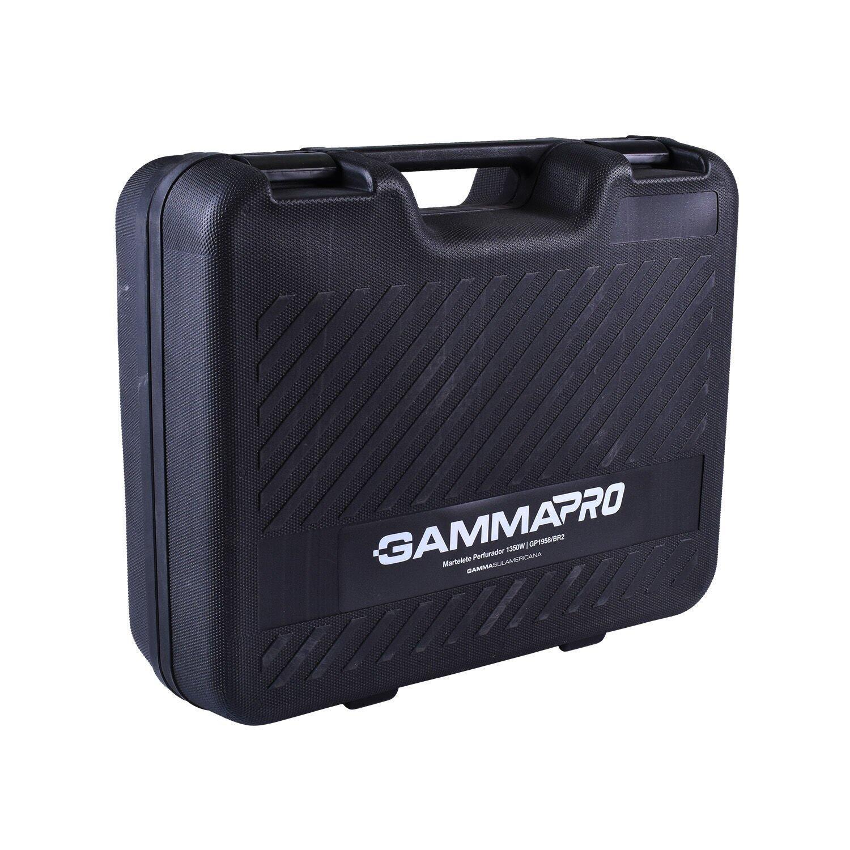Martelete Perfurador Rompedor 1350W SDS-Plus Gamma
