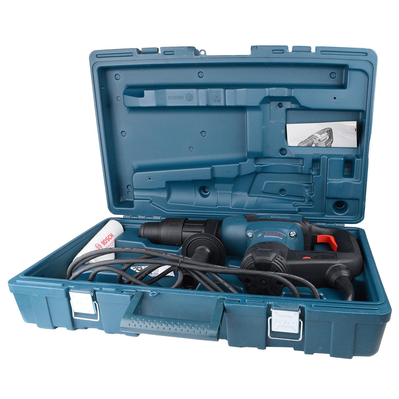 Martelo Perfurador Rompedor Sds Max 1100W 220V GBH5-40D Bosch