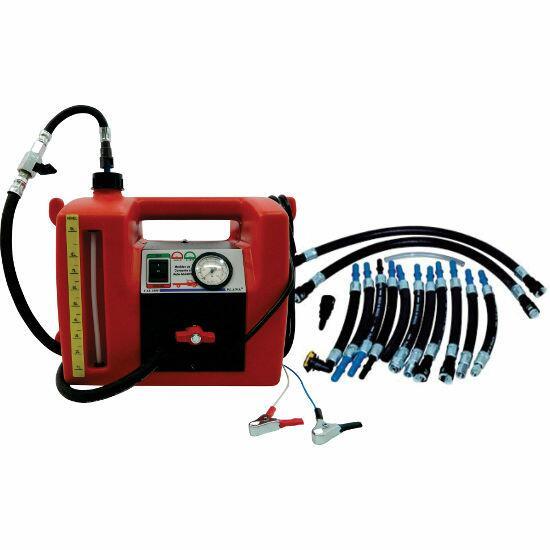 Medidor De Consumo e Socorro Para Motores Com Injeção Eletrônica CAS1000 Planatc
