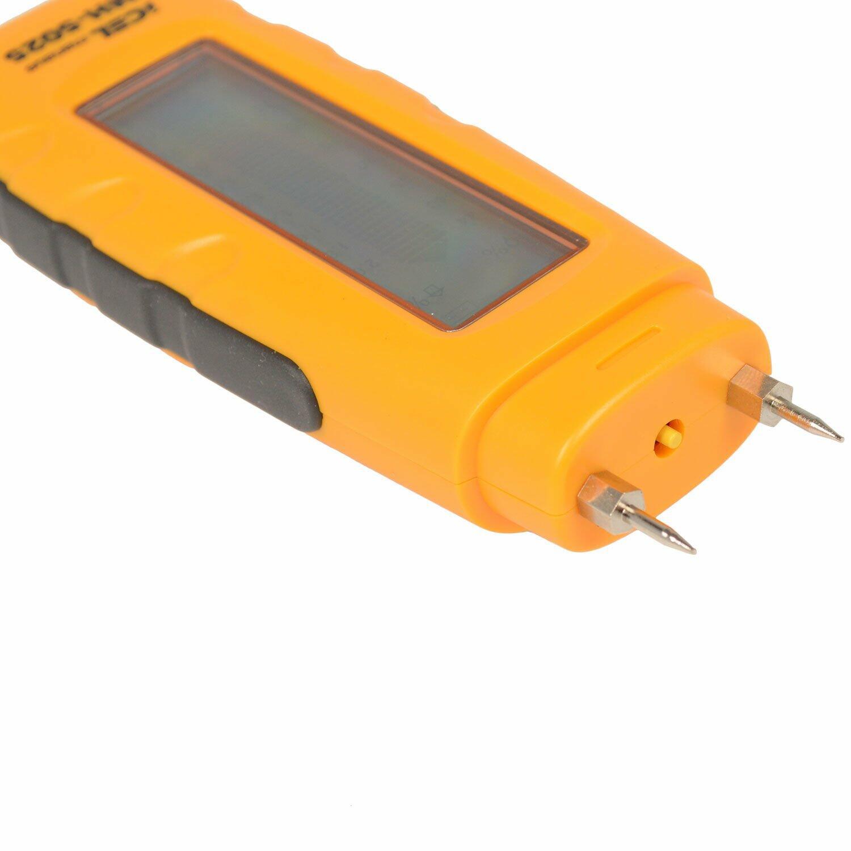 Medidor De Umidade Digital Para Madeira MH-5025 Icel