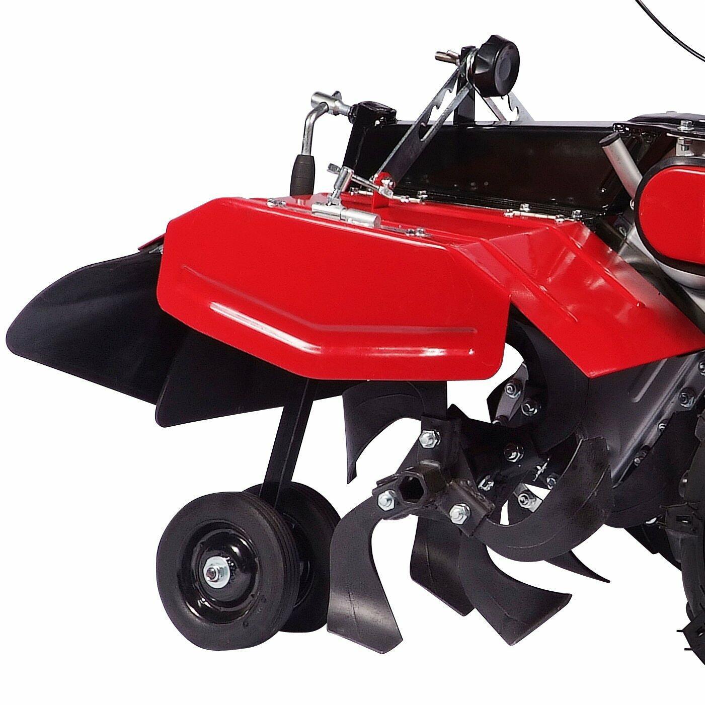 Motocultivador de Solo Mini Trator 7HP Gasolina TT65 Toyama
