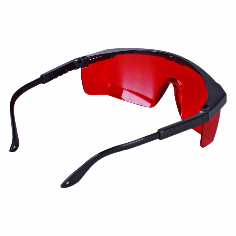 17c1903b4924f Óculos de Segurança Foxter Vermelho Vonder