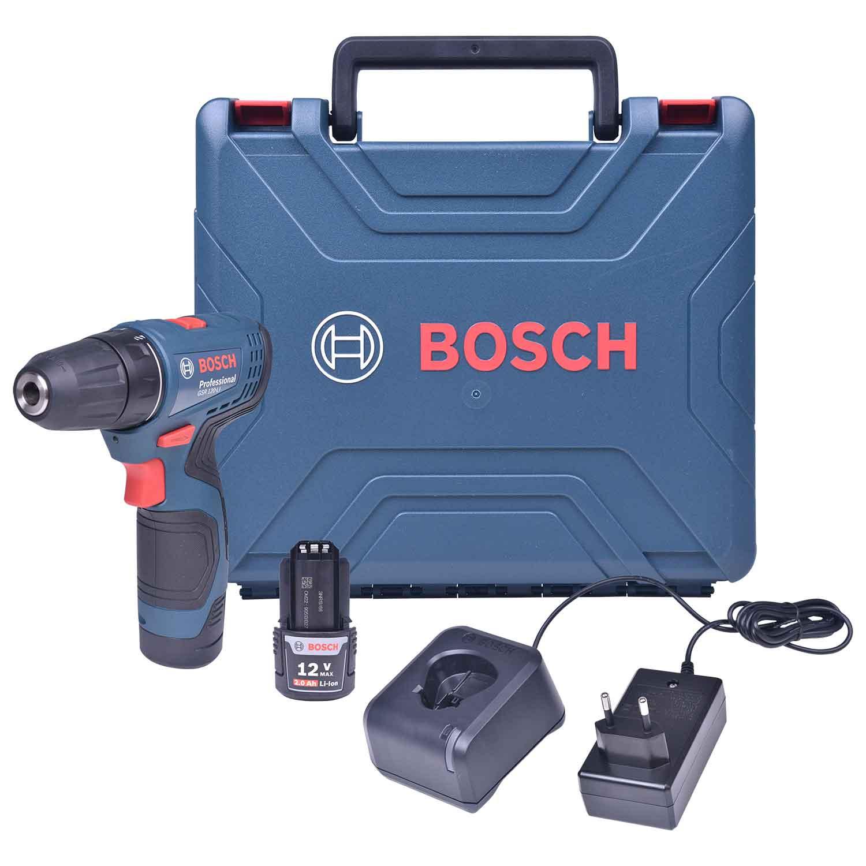 Parafusadeira / Furadeira 12V Gsr 120-Li Bosch Bivolt