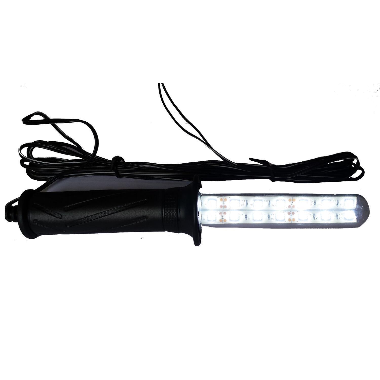 Pendente Fluorescente de 14 LED's 5m CLE-14/12 Planatc - 12 VDC