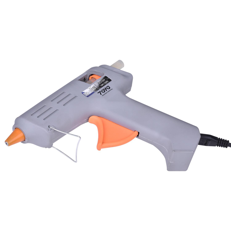Pistola De Cola Quente Tk-1040 Toyo - 15-120 Watts 110/220 Volts