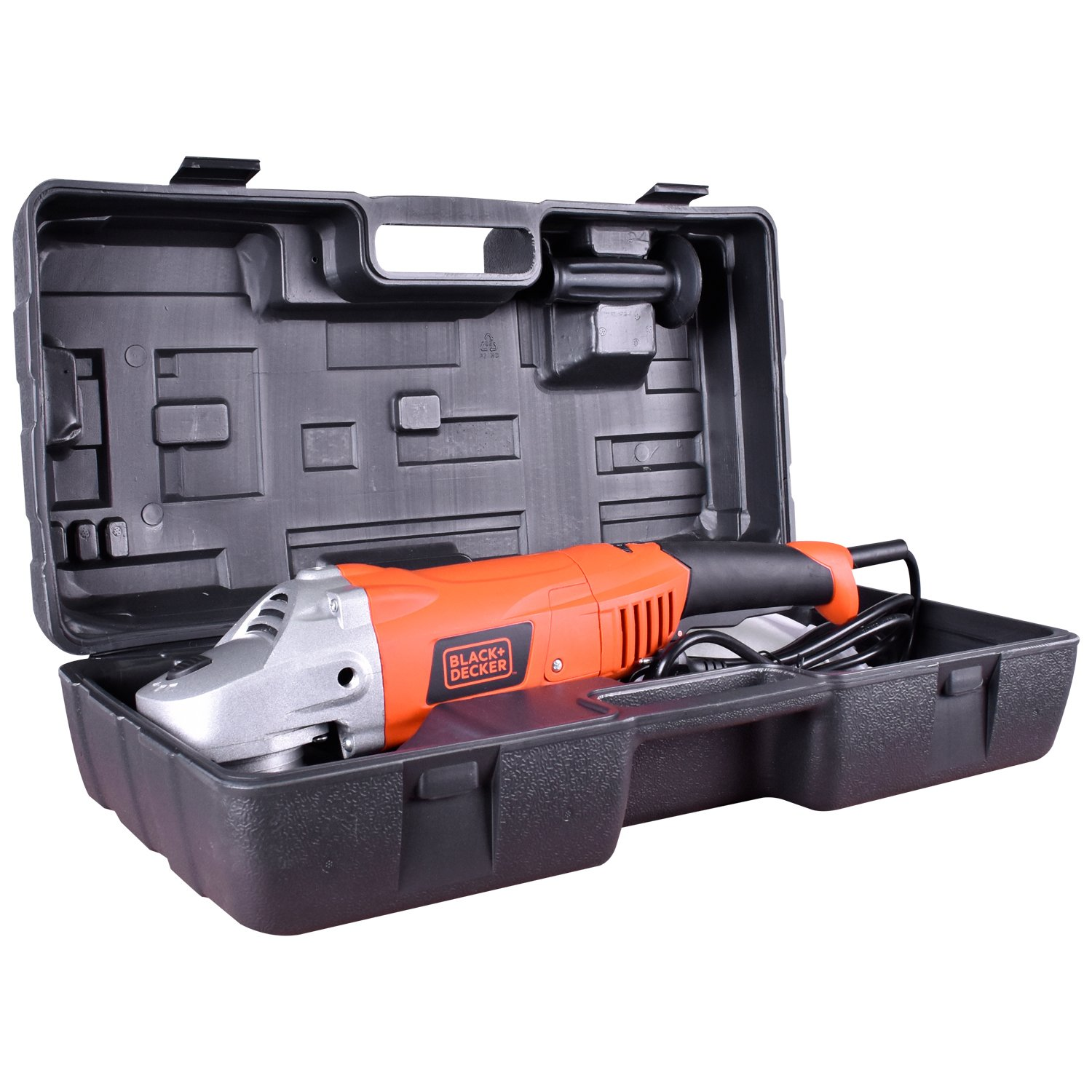 "Politriz Angular 7"" 1300W WP1500 Black&Decker - 110V"