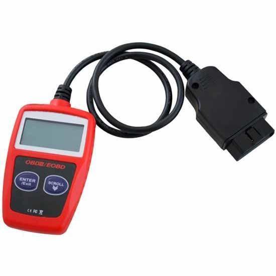 Scanner Automotivo Lê e Apaga Código de Falhas HD Code Planatc