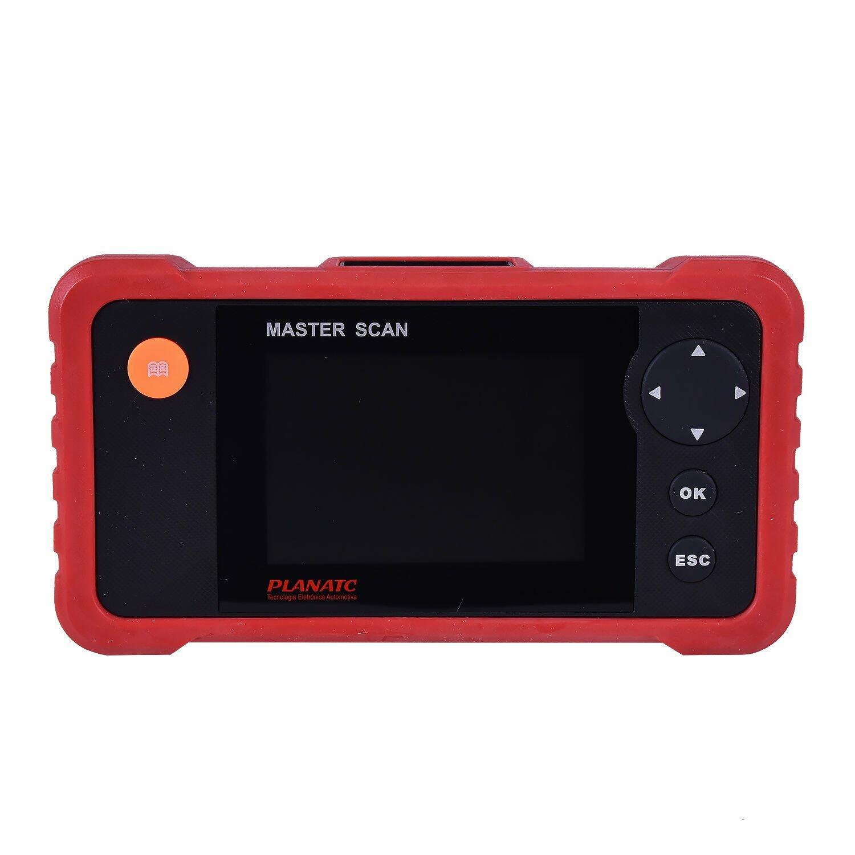 Scanner De Sistema P/ Analise De Falhas Master Scan Planatc