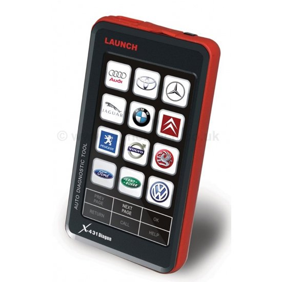 Scanner Para Diagnóstico Automotivo 51 Softwares X431 Launch