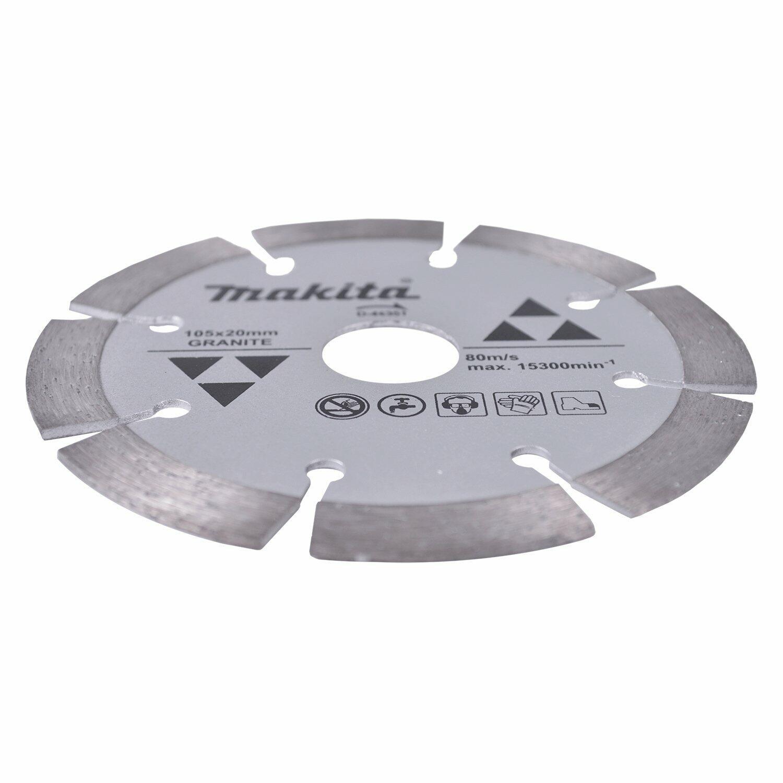Serra Mármore C/ 2 Discos Concreto 4100NH3Z Makita 127V + Disco Granito Grátis