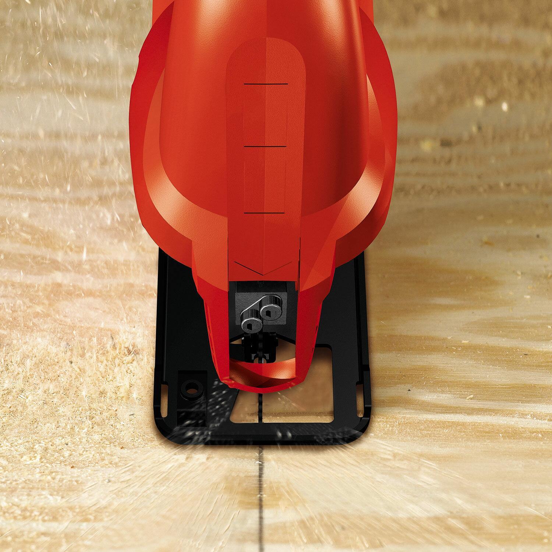 Serra Tico Tico 450W KS455-BR Black&Decker - 127V