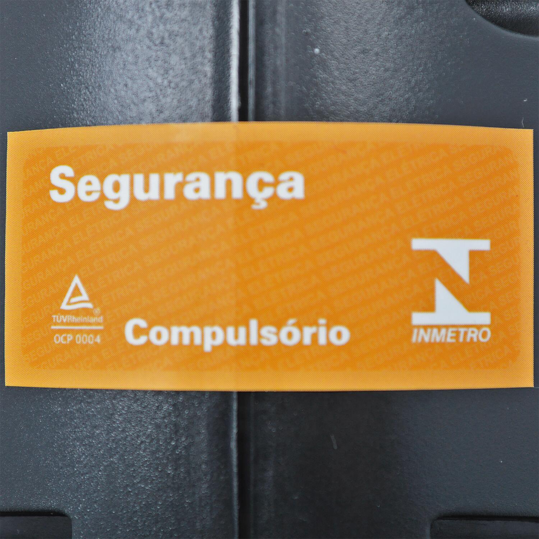 Soprador Térmico 1500W Com Acessórios HG025KBR Gamma - 127 Volts