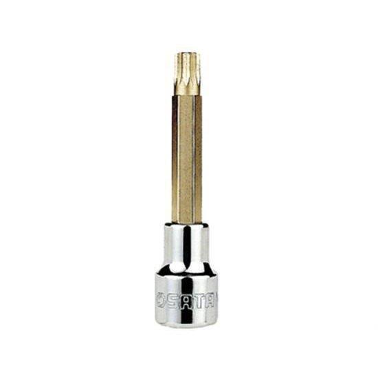 Soquete Multidentado Longo 12 MM Encaixe 1/2 Sata St25805Sc