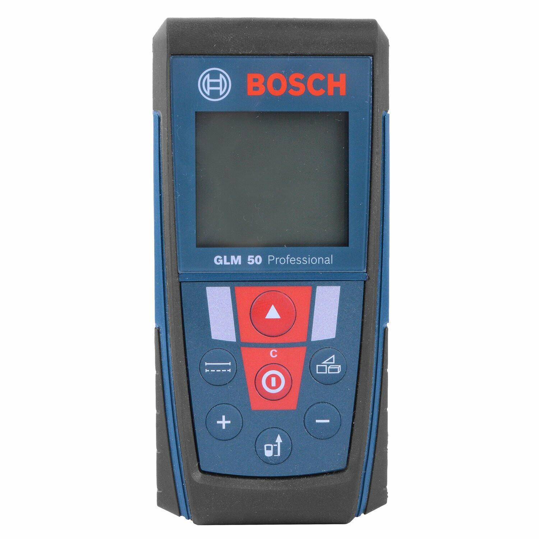 Trena Digital a Laser (Medidor de Distâncias) GLM 50 Bosch - 50 Metros