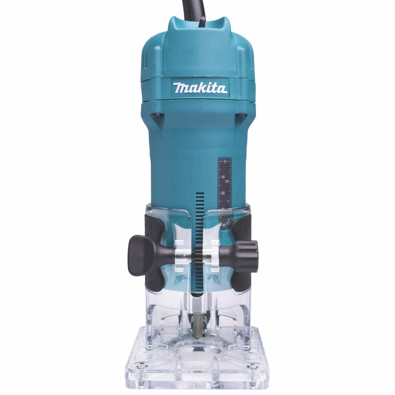 Tupia Manual 530W Com Base Articulada 3709 Makita - 127V