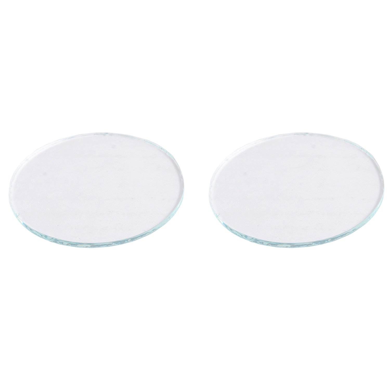 6aa553fb323c7 Vidro Incolor Redondo Para Óculos De Solda 50Mm Carbografite ...